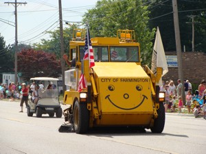 Picture of City Sweeper